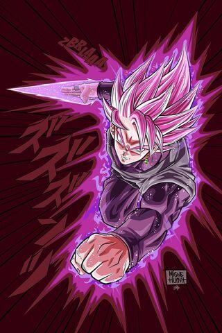 Phoneky Goku Black Rose Hd Wallpapers
