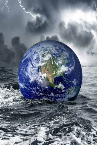 Terre flottante