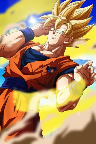 Dragon Ball Z Wallpaper Download To Your Mobile From Phoneky