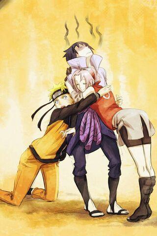 Naruto-Sasuke-Sakura