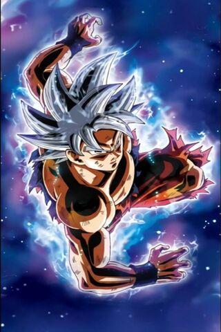 Goku Ultra Instinct Fond D Ecran Telecharger Sur Votre Mobile Depuis Phoneky