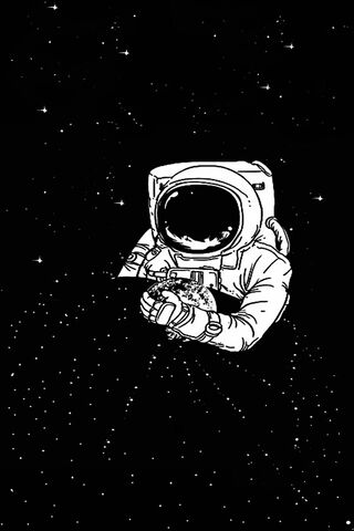 अंतरिक्ष यात्री गुडनाइट