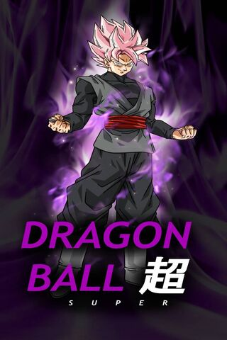 Goku Black Rose Wallpaper Download To Your Mobile From Phoneky