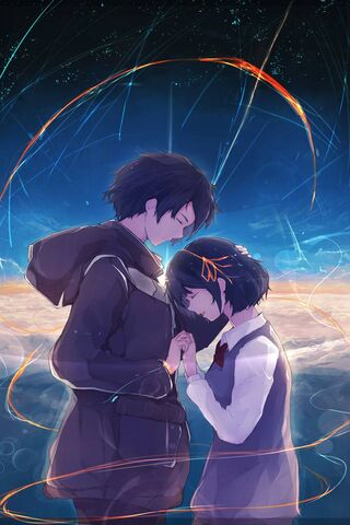 Kimi No Na Wa Wallpaper Download To Your Mobile From Phoneky