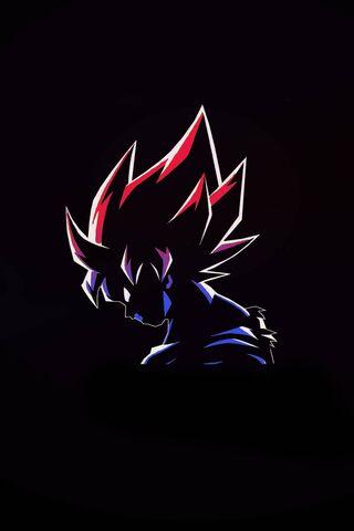 Dragon Ball Red-Blue