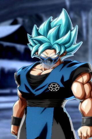 Super Saiyan Blue Mk