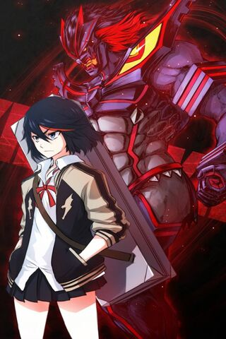 Ryuko Matoi Wallpaper Download To Your Mobile From Phoneky
