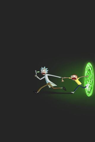 Rick dan Morty
