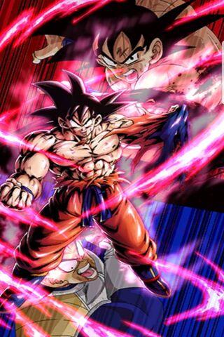 Goku Kioken