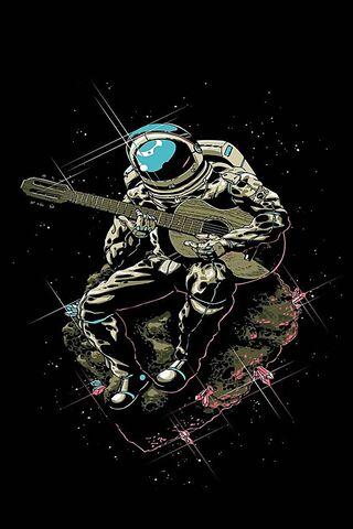 अंतरिक्ष यात्री कॉमेडी