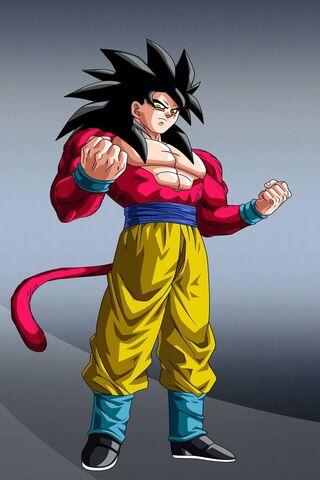 Goku - Dragon Ball G