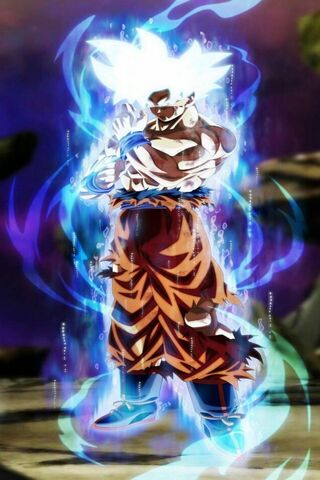 Ультра інстинкт Goku
