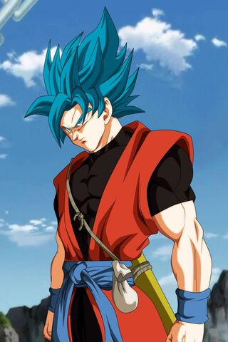 Dragon Ball Hero Fond D Ecran Telecharger Sur Votre Mobile Depuis Phoneky