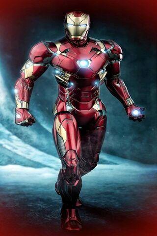 Iron Man New