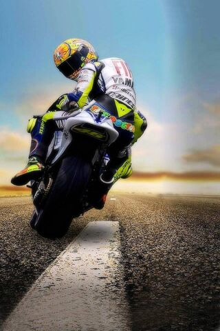 Motorcycle Rossi