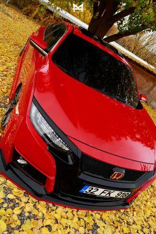 Honda Civic Fc5 Rs