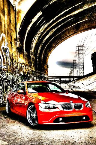 Hdr Bmw
