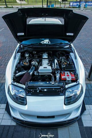 Toyota Supra Wallpaper Download To Your Mobile From Phoneky