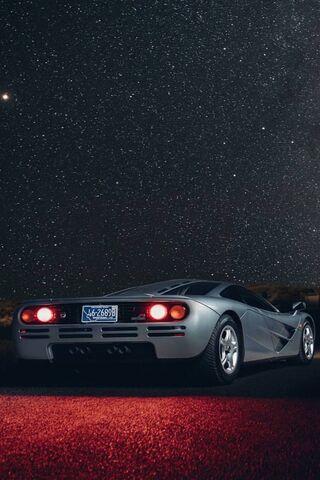 Mclaren F1 Astronomy