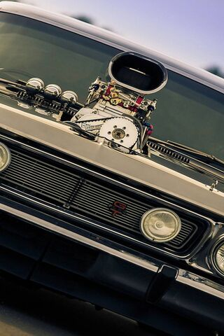 Ford Supercharged