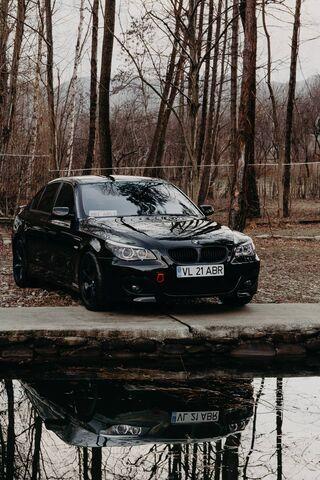 Black Bmw E60