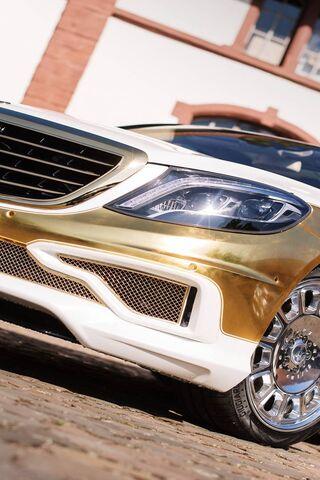 Gold Benz