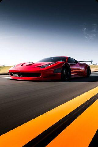 Fond D Ecran Ferrari Fond D Ecran Telecharger Sur Votre Mobile Depuis Phoneky