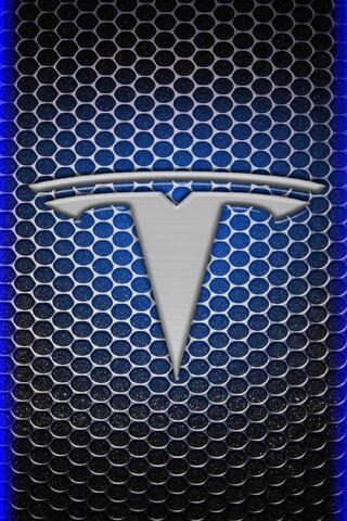 S7 Edge Tesla Logo