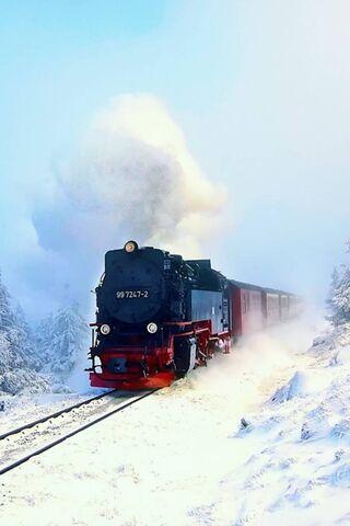 Tàu mùa đông