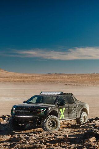 2017 Ford Raptor Xb1