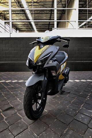 Yamaha Nvx Aerox 155