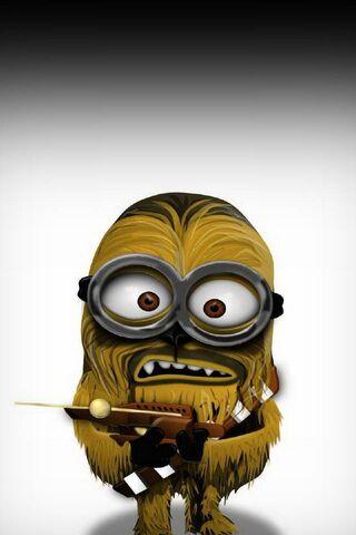 Chewbacca Minion