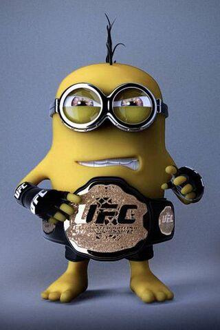 Minion Wrestler