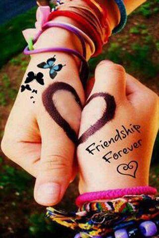 दोस्त हमेशा के लिए