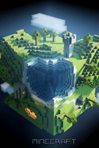 Świat Minecraft
