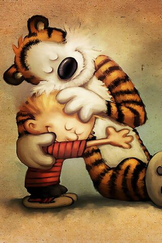 Calvin and Hobbes 7