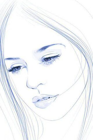 رسم الجمال