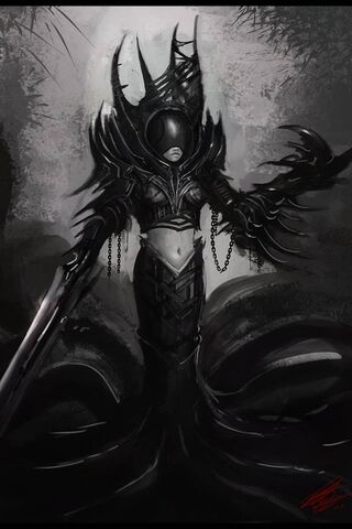 Dark Queen Wallpaper Download To Your Mobile From Phoneky