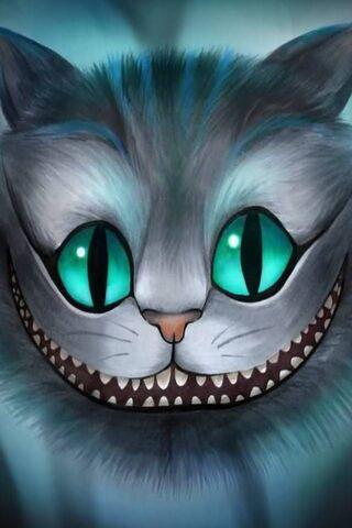Gatto del Cheshire