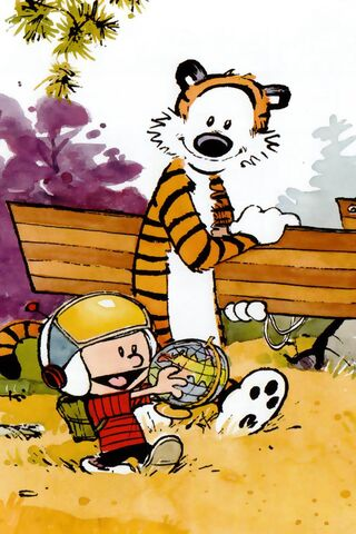 Calvin and Hobbes 6