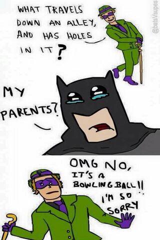 Batman drôle