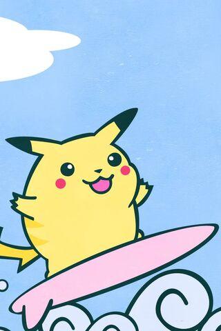 Surf Pikachu