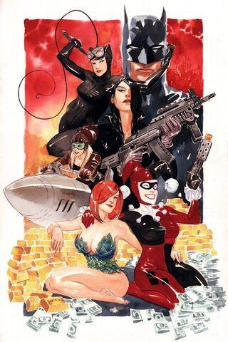 Harley Quinn I4