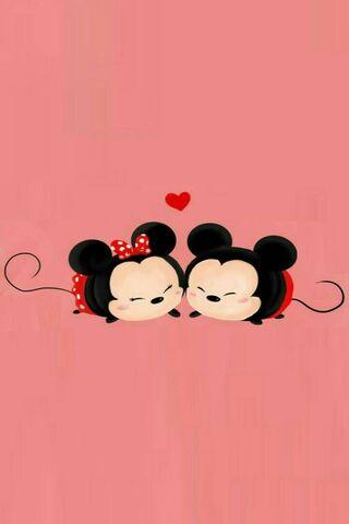 Mickey Minnie Baby