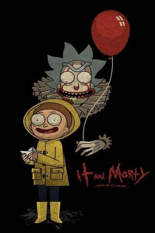 Nó và Morty