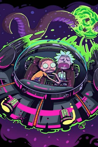 Rick dan Morty 10