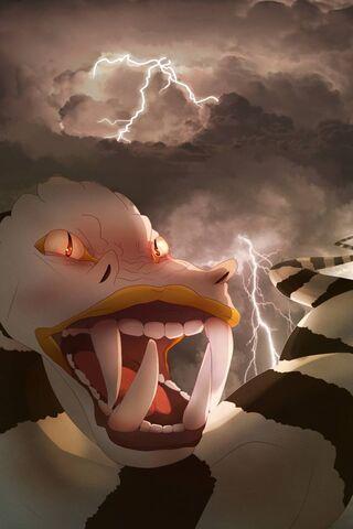 Chinese Dragon Wrath