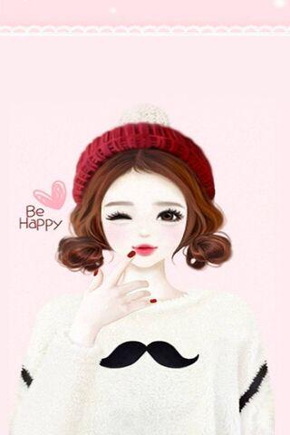 Cô gái dễ thương 3