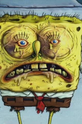 Sponge Bob Sick