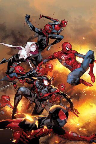 स्पाइडर मैन यूनिवर्स